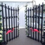 Flamingo Entrance - Prop For Hire