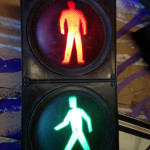 Flashing Pedestrian Lights - Prop For Hire