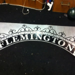 Flemington Sign - Prop For Hire
