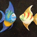 Flouro Paint Fish - Prop For Hire