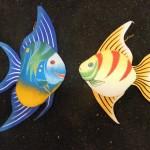 Flouro Paint Fish - Prop For Hire