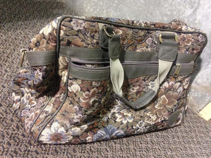 Flower Bag - Prop For Hire
