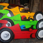 Formula 1 Cutouts - Prop For Hire