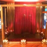 Frame and Footlight Photo Opp - Prop For Hire