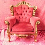 French Chair - Prop For Hire