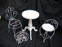 French Table - Prop For Hire