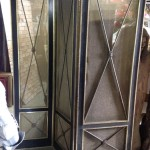 French Trifold Doors - Prop For Hire