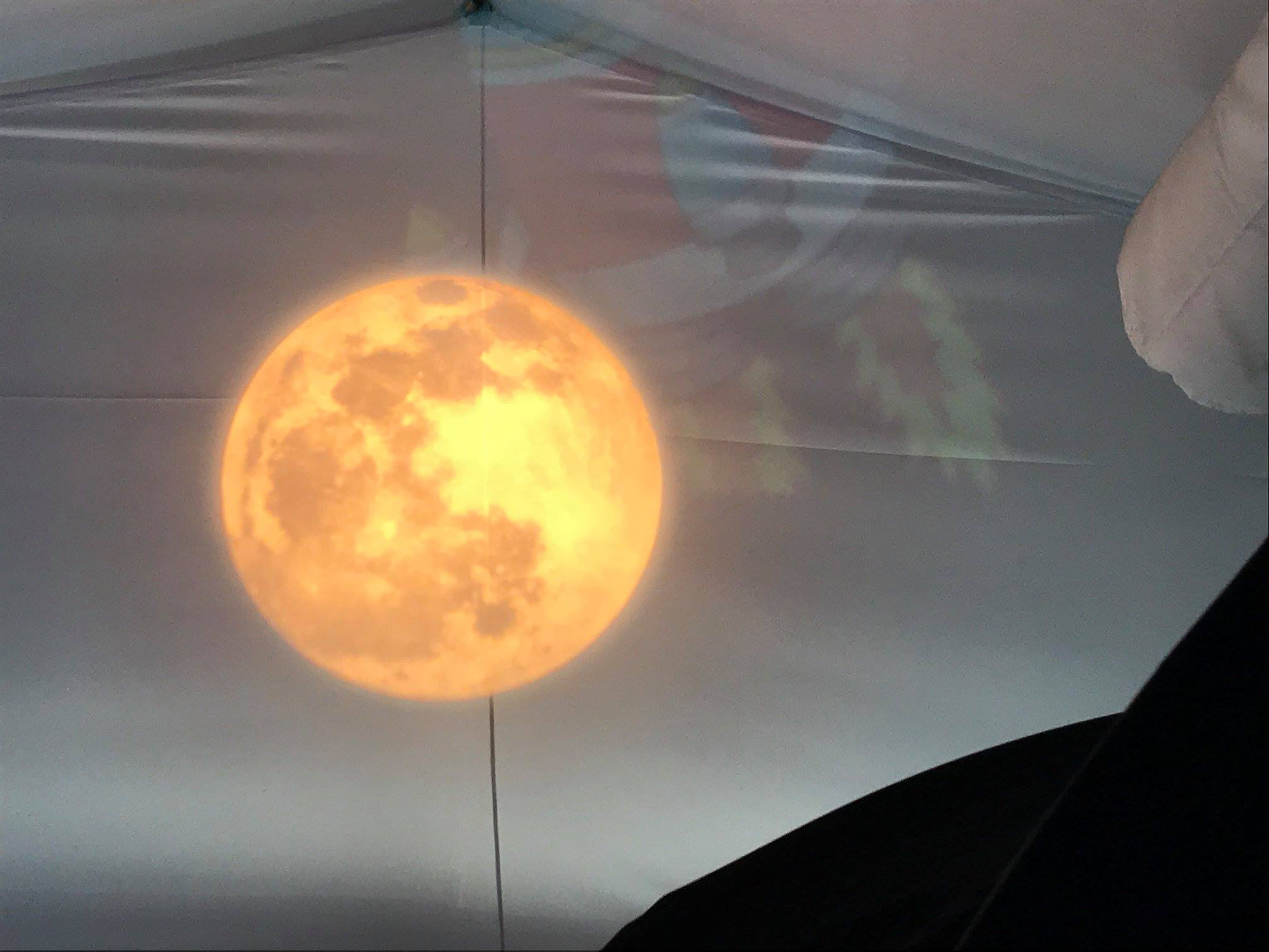 Full Moon - Prop For Hire