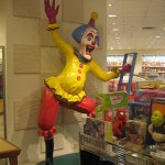 Full Size Clown - Prop For Hire