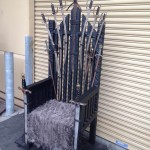 Game Of Thrones Throne - Prop For Hire