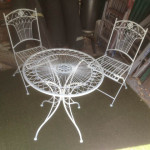 Garden Furniture - Prop For Hire