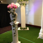 Garden Plinths 2 - Prop For Hire