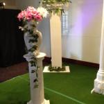 Garden Plinths 2 - Prop For Hire
