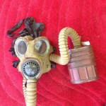Gas Mask 1 - Prop For Hire