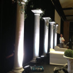 Gatsby Columns - Prop For Hire
