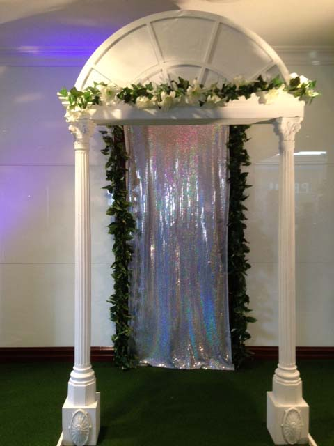 Gatsby Entrance - Prop For Hire