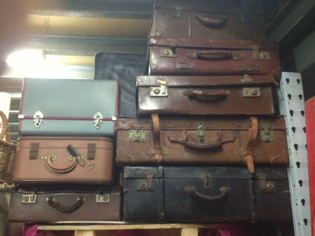 General Luggage - Prop For Hire