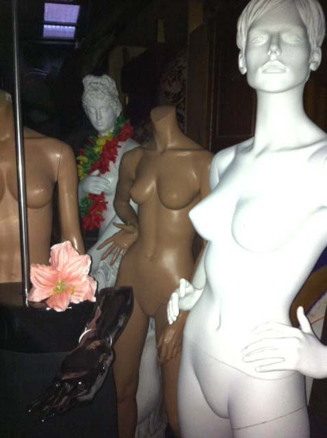 General Mannequins - Prop For Hire