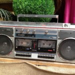 Ghetto Blaster 1 - Prop For Hire