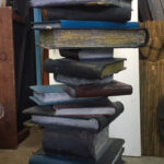 Giant Book Stack - Prop For Hire