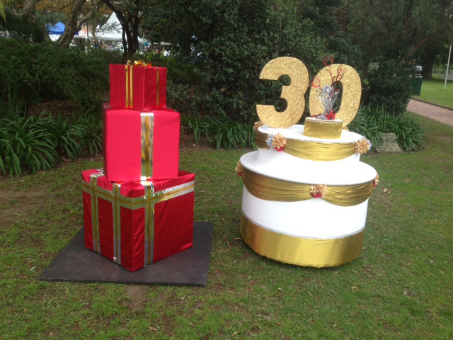 Giant Cake - Prop For Hire