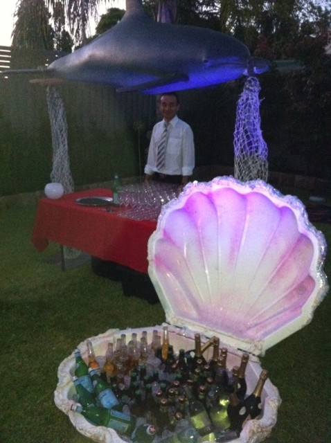 Giant Clam Shell - Prop For Hire