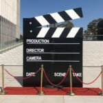Giant Clapperboard - Prop For Hire