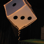 Giant Dice - Prop For Hire