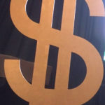 Giant Dollar Sign - Prop For Hire