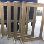 Giant Gold Frames - Prop For Hire
