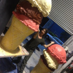 Giant Icecreams - Prop For Hire