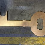 Giant Key - Prop For Hire