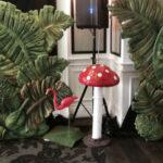 Giant Leaf Entrance - Prop For Hire