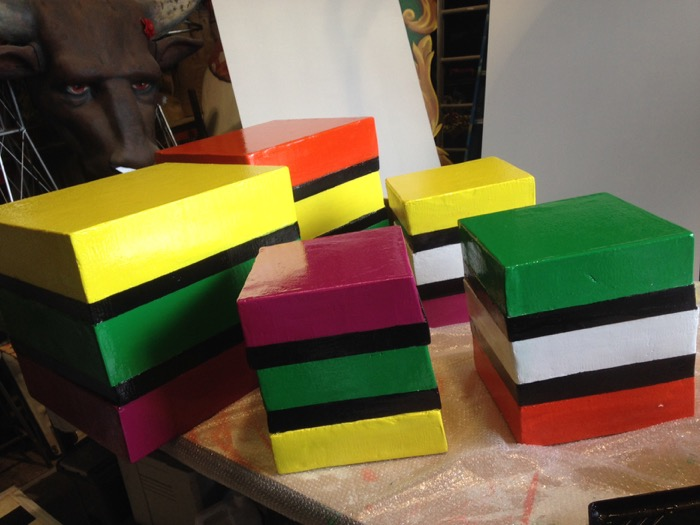 Giant Liquorice Allsorts - Prop For Hire