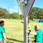 Giant Martini Glass - Prop For Hire