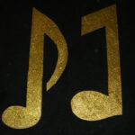 Giant Music Notes - Prop For Hire