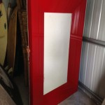 Giant Red Frames - Prop For Hire
