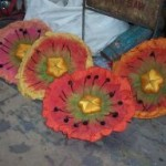 Giant Tropical Flowers - Prop For Hire