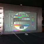 Giant TV Screen - Prop For Hire