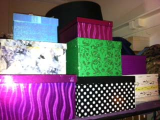 Gift Boxes - Prop For Hire
