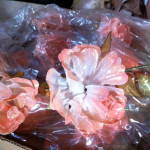 Glitter Flowers - Prop For Hire