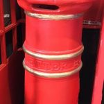 Glorious Postbox - Prop For Hire