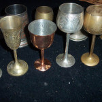 Goblets And Cups - Prop For Hire