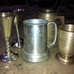 Goblets And Tankards - Prop For Hire