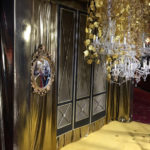 Gold Backdrop - Prop For Hire