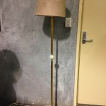 Ornate Standing Lamp 1 - Prop For Hire