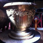 Gold Urn - Prop For Hire