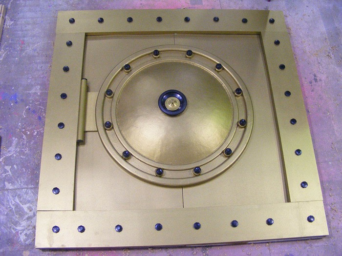 Gold Vault - Prop For Hire