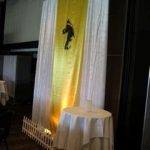 Golden Silks - Prop For Hire