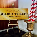 Golden Ticket - Prop For Hire